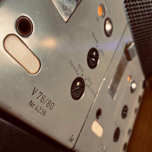 TAB - Siemans V76