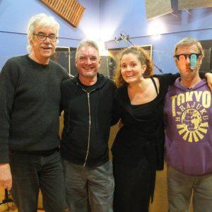 Tont Naylor, Ron Little, Rachel Parkinson, Mark Kennedy